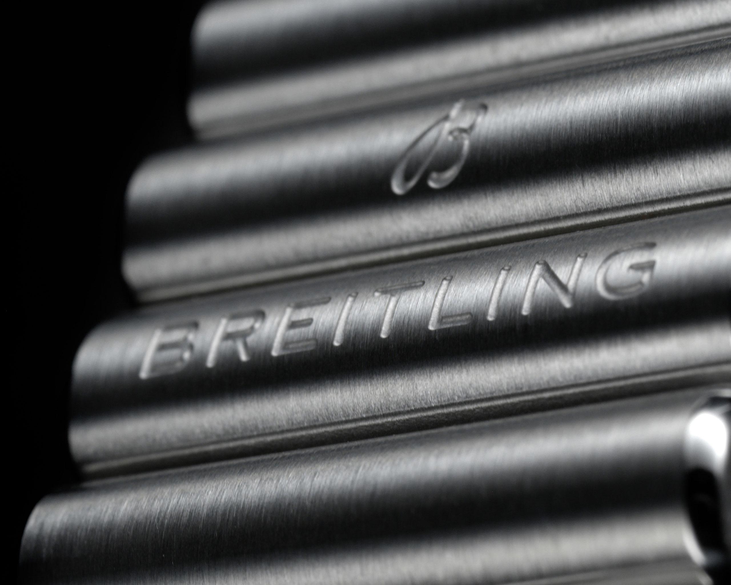 Bransoleta zegarka Breitling Chronomat - Rouleaux