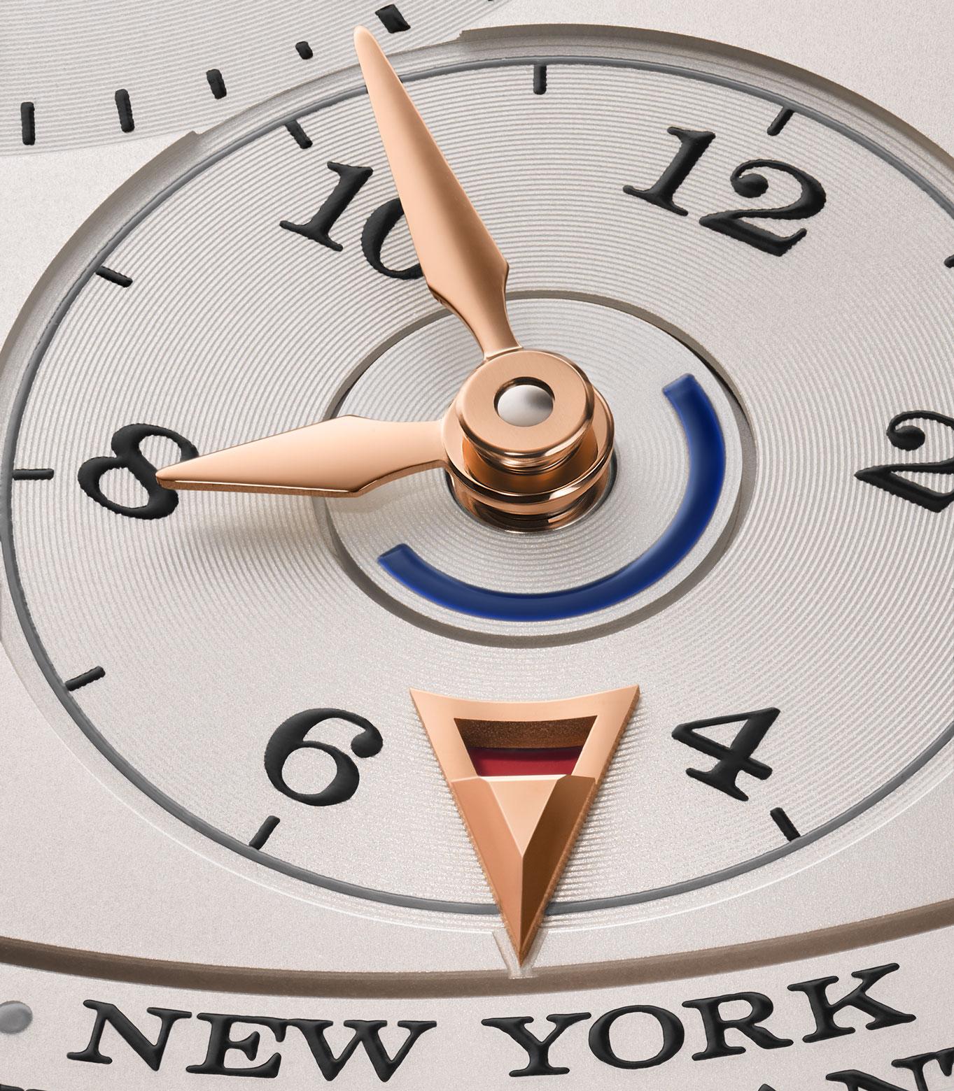 LANGE 1 TIME ZONE - wskaźnik czasu letniego