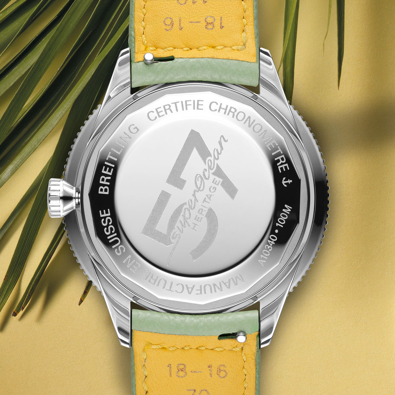 Dekiel zegarka Breitling Superocean Heritage '57 Pastel Paradise